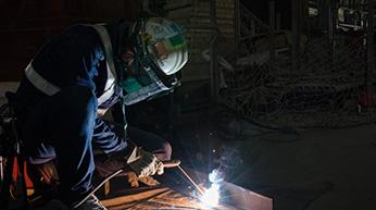 建築金物工・鍛冶工